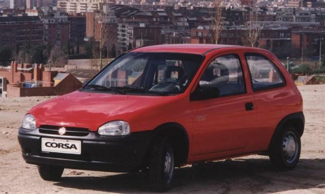 Compacto tinha motor 1.0 de 50 cv  - GM/Divulgação