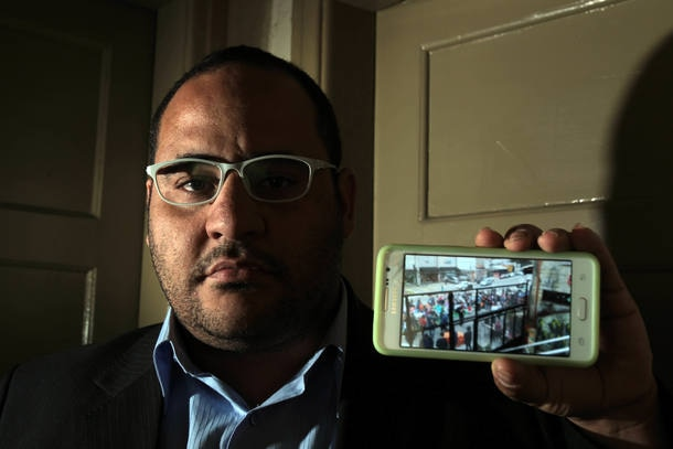 Flamaryon Wellington Miguez postou no YouTube e no Facebook toda a discussão que teve com um rapper que se exibia na Vila Madalena