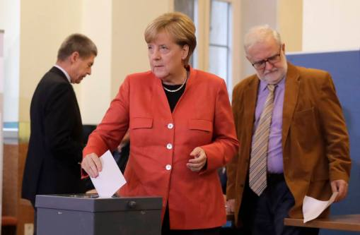 Eleição na Alemanha