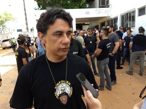 Policiais civis descumprem decisão judicial e mantêm greve no RN