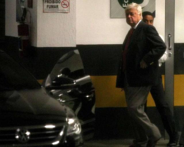 Ricardo Teixeira pede licença médica e deixa a presidência da CBF