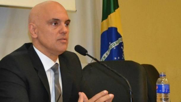 Alexandre de Moraes é ministro da Justiça do governo Temer