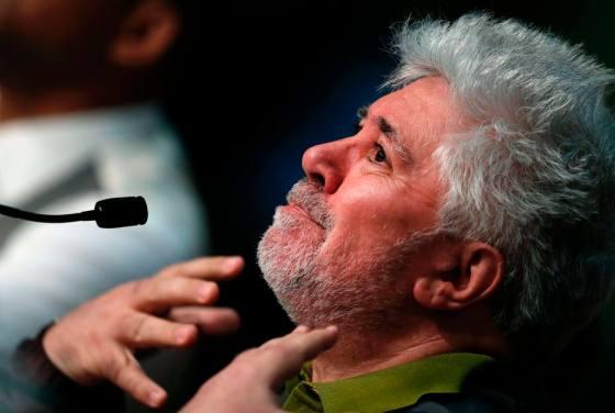 O diretor espanhol Pedro Almodovar