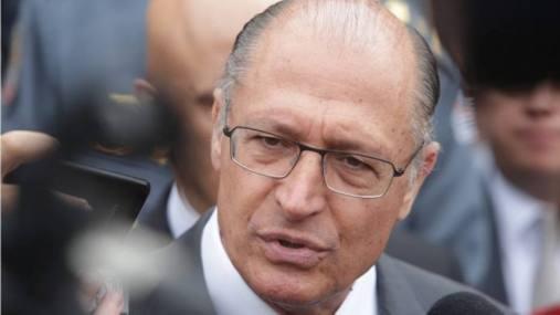 Geraldo Alckmin, governador de São Paulo