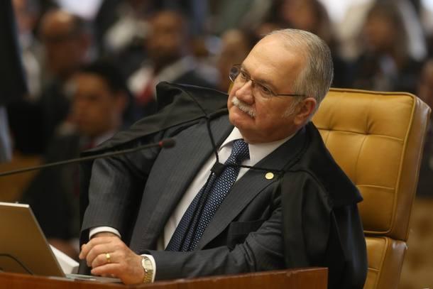 Ministro Luiz Edson Fachin