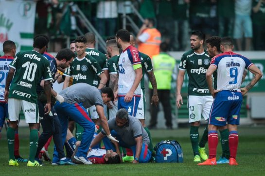 Palmeiras tropeçou no Bahia e ampliou série negativa após a Copa América