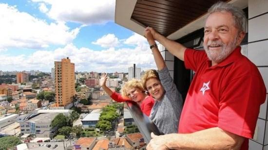1457451387290 - Oposição representa contra Lula por 'incitação ao crime'