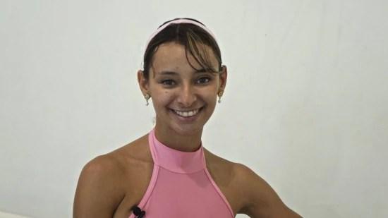 Nathalia Arja, 23 anos, chegou no Miami City Ballet em 2009, e hoje é solista da companhia