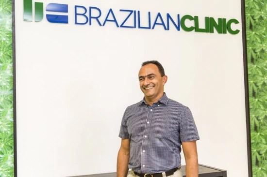 Dr. Neymar Cabral de Lima inaugura a Brazilian Clinic em março