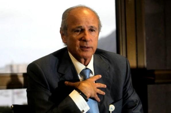 O ex-presidente da Andrade Gutierrez, Otávio Azevedo