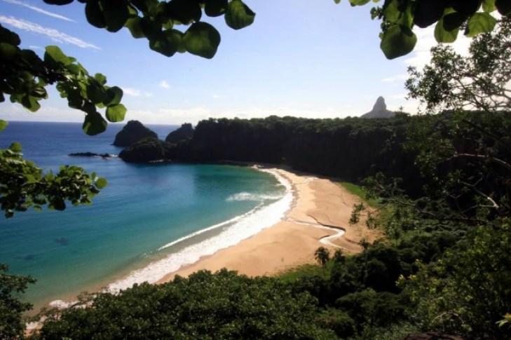 40 destinos. Fernando de Noronha, em Pernambuco, é um dos lugares que os 12 selecionados irão visitar