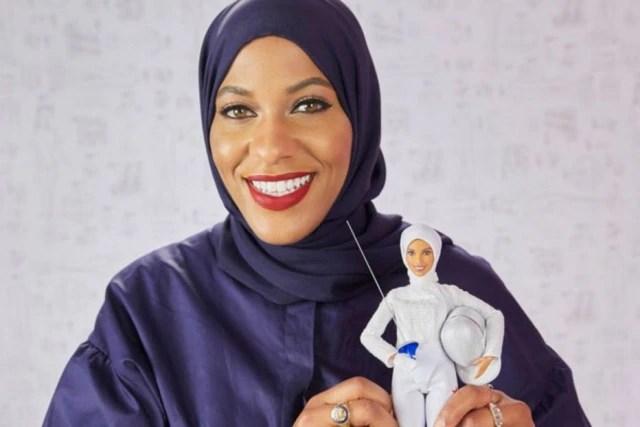 Com a boneca, a Mattel quer inspirar meninas a serem o que elas quiserem
