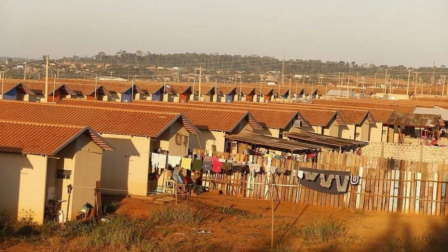 Conjunto habitacional Jatobá recebe os moradores de palafita