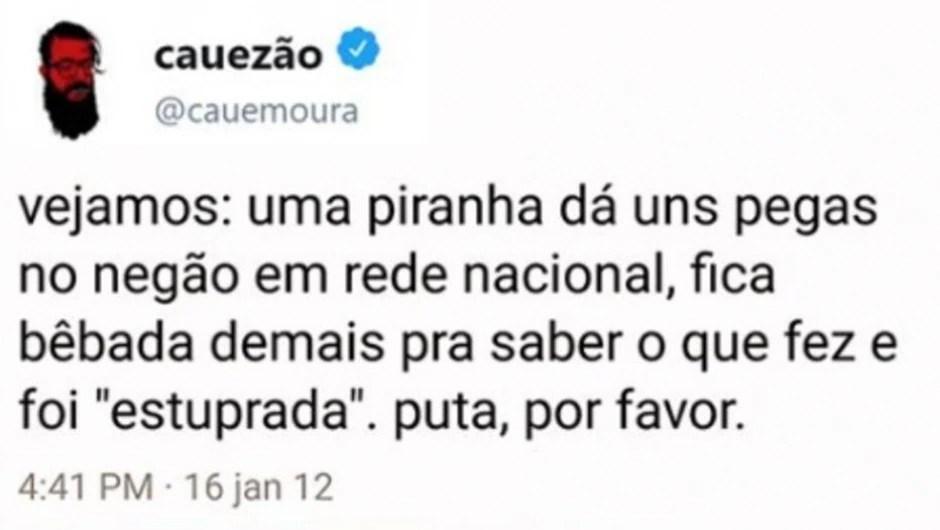 Twitter / @cauemoura