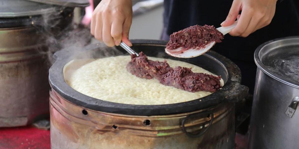 台南古早甜系列 大灣廣護宮前40年小吃,那些年懷舊的古早下午小點心 台南市永康區|板煎嗲