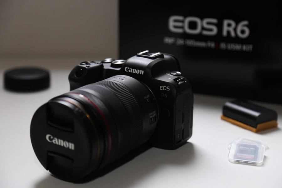 Canon EOS R6強勢上市,牙膏廠終於不擠牙膏了?Canon 2020年新機黑科技塞好塞滿?