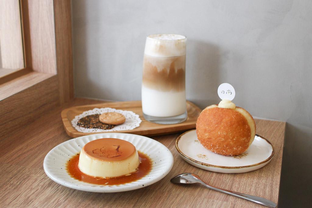 屏東 甜在心的爆餡好滋味,屏東少見的包餡甜甜圈新店,除了甜點讓人回味之外,店裡也超好拍! 屏東市|日高 甜之滋