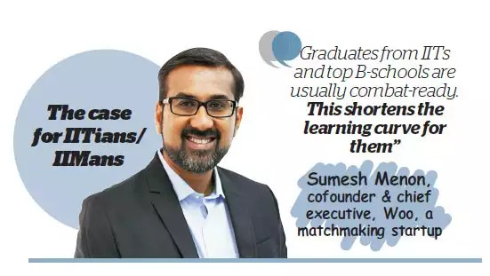 Why only IITs & IIMs? Some startups believe exceptional talent resides in lesser known institutions too