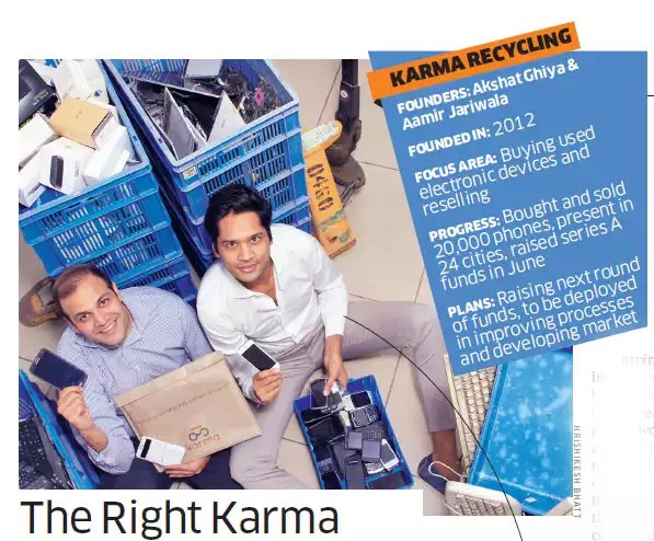 How startups like Attero Recycling, Karma Recycling are making money out of garbage