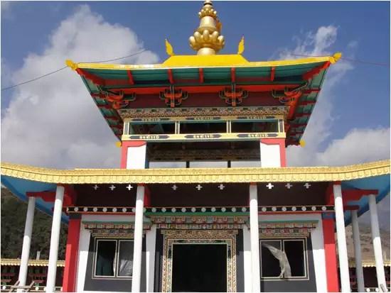 The Tawang Gompa