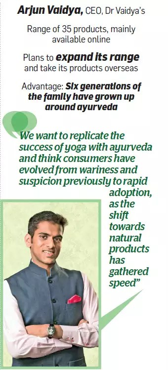 Why companies like HUL, Patanjali, Dabur are taking a crack at the market for ayurvedic and herbal products