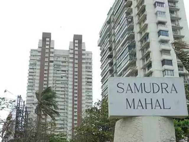 Samudra Mahal Present Day