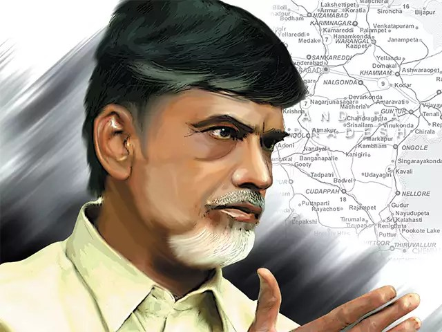 Chandrababu Visits Polavaram For First Time After 2019 Election Poling