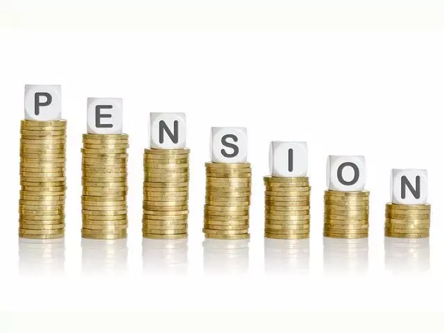 Your Pension Money Increases Now. Here is how....