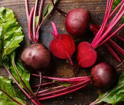 beetroot juice aids in blood pressure control