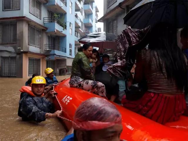 heavy rains kill 50 in Nepal-Daily Breaking News-July 15 2019