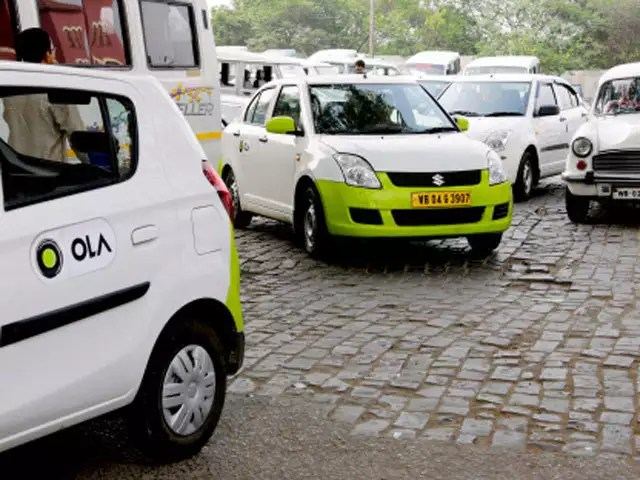 ola introduces luxury cab rides in india