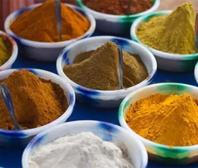 kerala website sells organic masalas