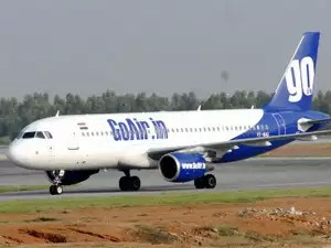 goair signs 10 year contract with lufthansa technik for a320 maintenance