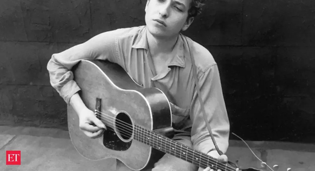Happy Birthday Bob Dylan Music Lyrics Nobel And More The Number Game The Economic Times