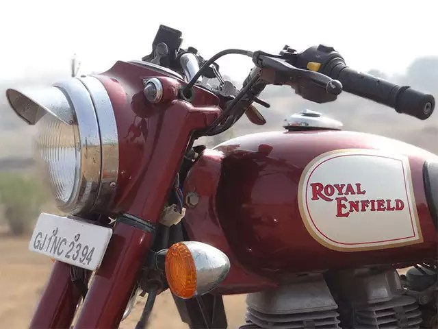 Royal Enfield Bullets Recalled