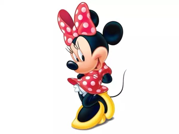minnie mouse # 5