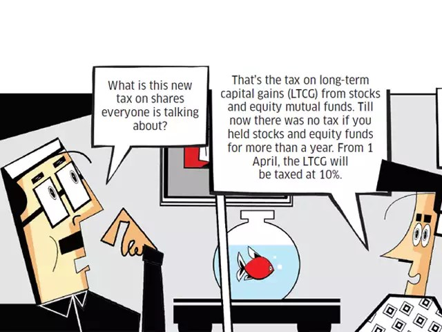 Gains up Rs 1 lakh a year are tax free   Understanding the new LTCG     The new LTCG tax