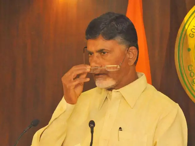 Chandrababu Compares His Experience To Jagans Age