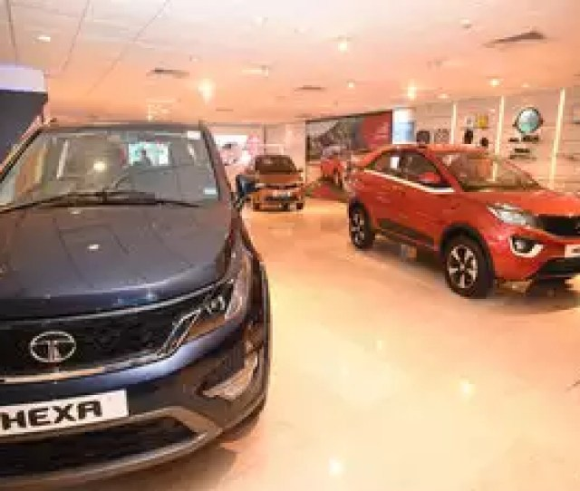Tata Motors Commercial And Passenger Vehicles Business Sales In The Domestic Market In May  Units Witnessed A Drop Of 26 Per Cent