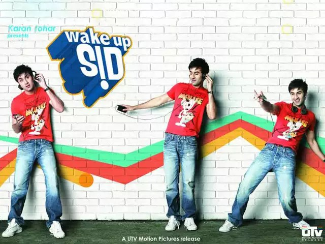 Wake up Sid - best Bollywood movies on Youtube