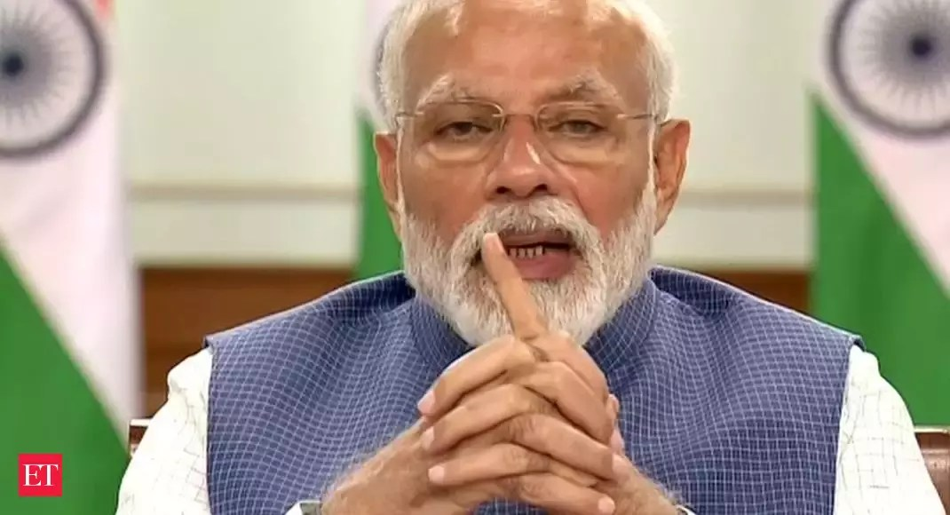 PM Modi to share video message at 9 am on April 3