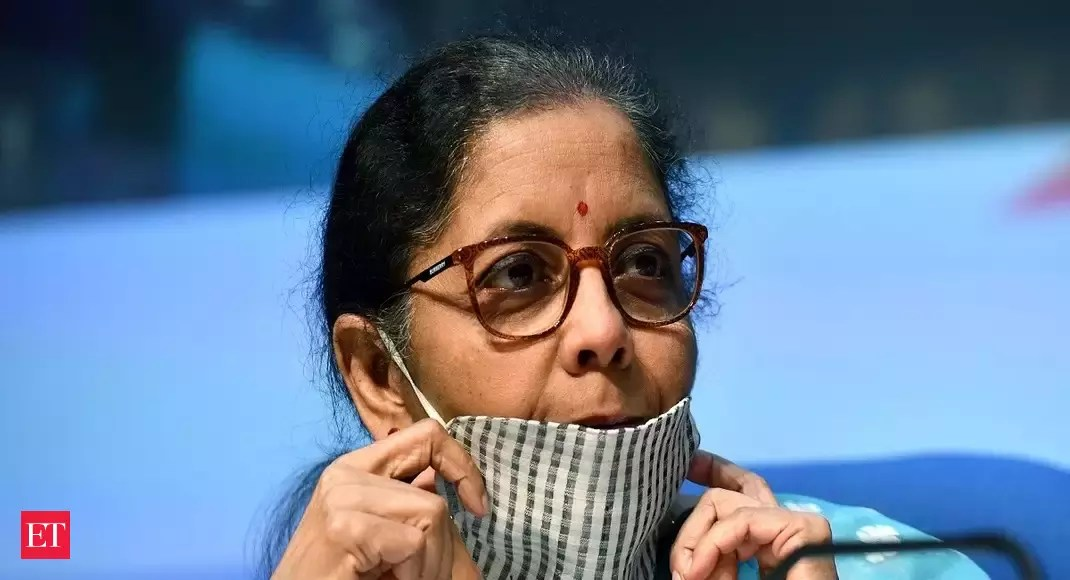 View: Sitharaman's first tranche of Rs 20 lakh crore Covid package aimed at giving jobs