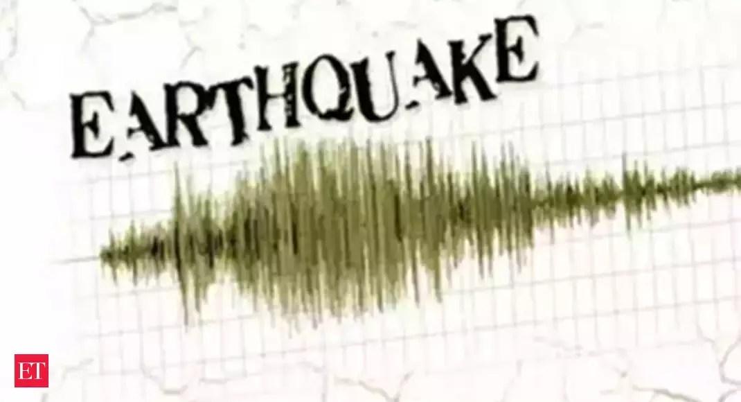 Earthquake tremors felt in New Delhi