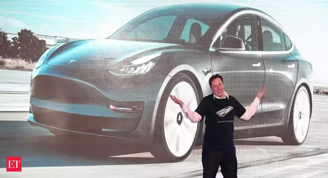 Tesla CEO Elon Musk says open to supplying batteries to other automakers