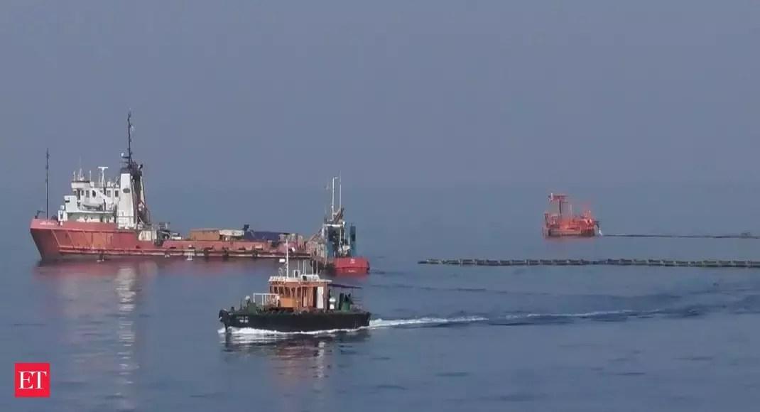 Coast Guard sends 3 ships, aircraft after Sri Lanka seeks help in fighting fire onboard oil tanker