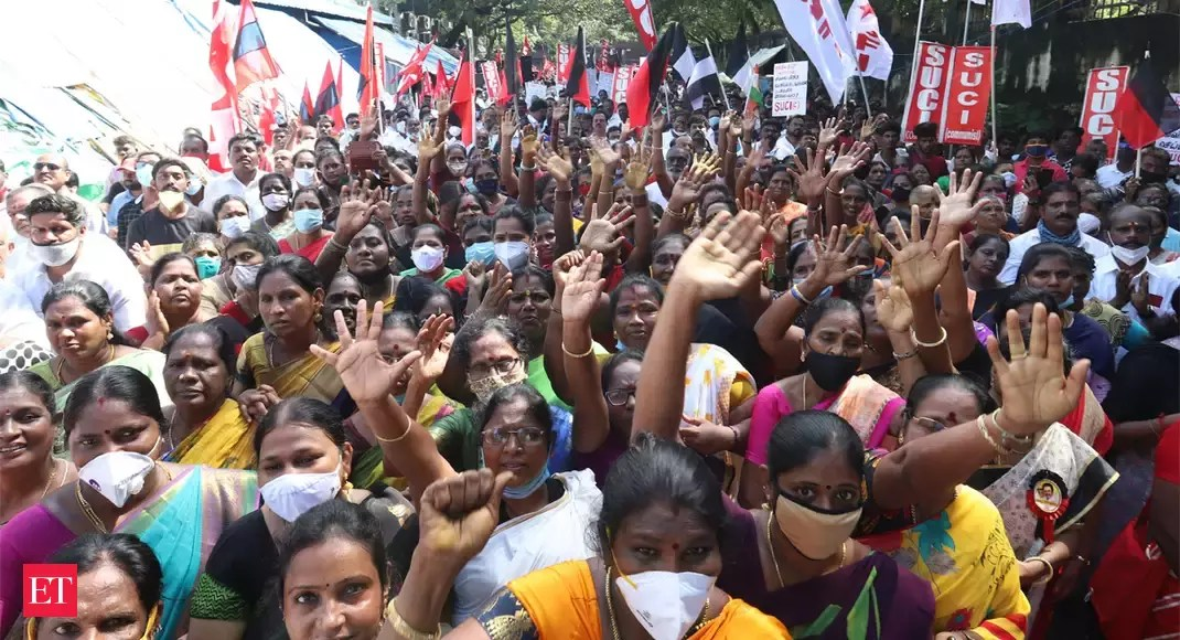 DMK, allies hold protests; normalcy largely unaffected in TN, hit in Puducherry