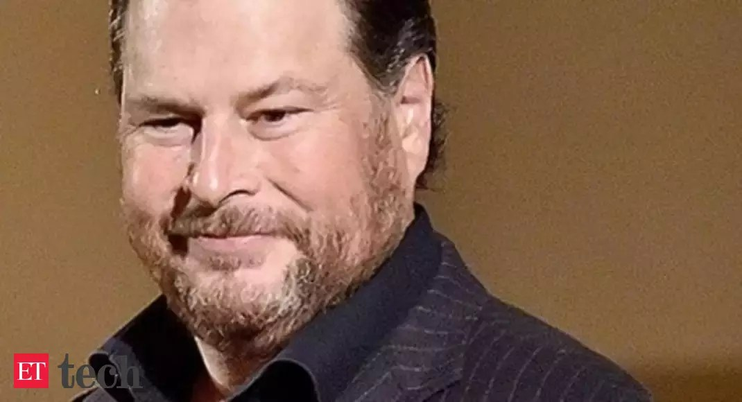 Salesforce to send plane load of medical supplies to India: Founder Marc Benioff