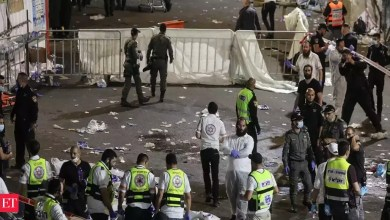 Stampede at religious festival in Israel kills nearly 40, leaves 150 injured
