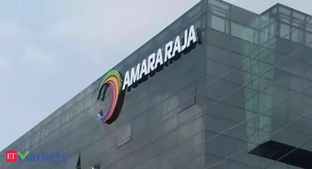 Amara Raja Q4 profit rises 38% to Rs 189 cr