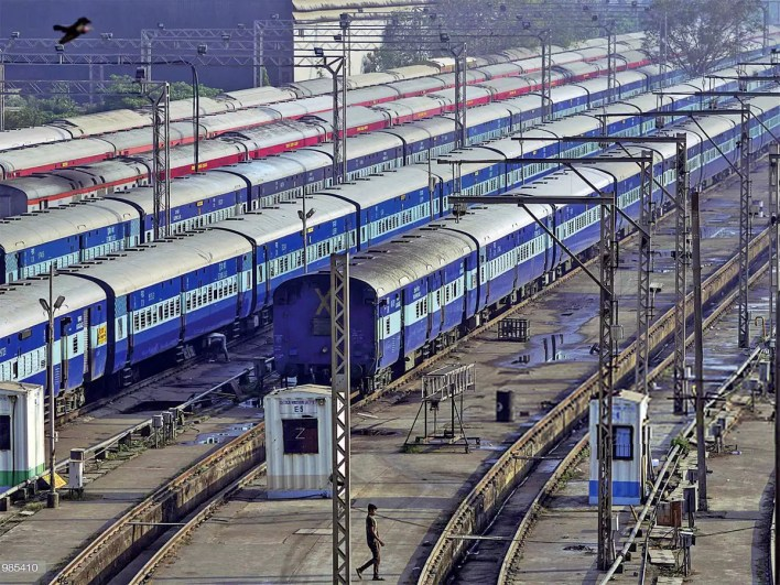 indian railways 150 private trains to run on 100 routes